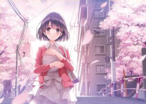 Rating: Safe Score: 104 Tags: dress katou_megumi misaki_kurehito saenai_heroine_no_sodatekata saenai_heroine_no_sodatekata_flat User: 糖果部部长