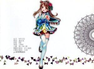 Rating: Safe Score: 32 Tags: grandia_(artist) lolita_fashion love_live! minami_kotori thighhighs wa_lolita yukata User: RICO740