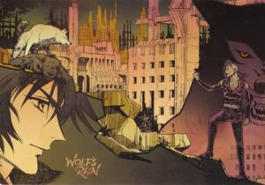 Rating: Safe Score: 4 Tags: kiba_(wolf's_rain) male screening tsume wolf's_rain User: Umbigo
