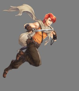 Rating: Questionable Score: 4 Tags: fire_emblem fire_emblem:_shin_monshou_no_nazo fire_emblem_heroes heels julian_(fire_emblem) nintendo weapon yamada_koutarou User: fly24