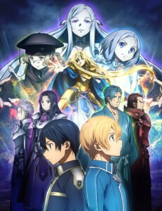 Rating: Safe Score: 18 Tags: administrator alice_schuberg armor cardinal eugeo japanese_clothes kirito megane quinella sword_art_online sword_art_online_alicization tagme uniform User: kiyoe