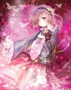 Rating: Safe Score: 13 Tags: komeiji_satori ooki_bonta touhou User: Shamensyth