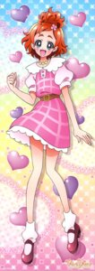 Rating: Questionable Score: 12 Tags: dress go!_princess_pretty_cure haruno_haruka heels pretty_cure User: drop