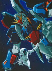 Rating: Safe Score: 7 Tags: gundam kamille_bidan male mecha naka_morifumi zeta_gundam User: Radioactive