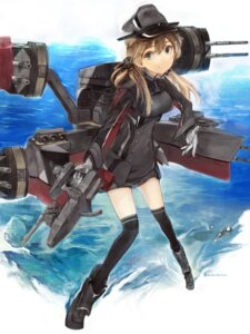 Rating: Safe Score: 23 Tags: aika_warasu kantai_collection prinz_eugen_(kancolle) thighhighs uniform User: Mr_GT