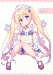 Rating: Questionable Score: 31 Tags: maid tagme usashiro_mani User: kiyoe