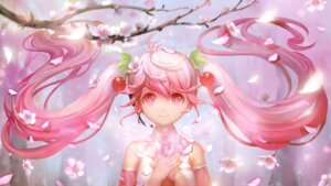 Rating: Safe Score: 25 Tags: hatsune_miku orry sakura_miku vocaloid User: Mr_GT