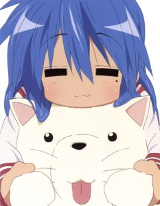 Rating: Safe Score: 26 Tags: cherry_(dog) izumi_konata lucky_star User: Radioactive