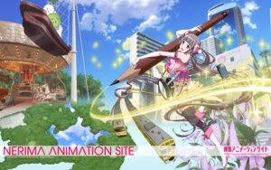 Rating: Safe Score: 11 Tags: heels kubota_chikashi neri_neriko nerima_animation_site thighhighs wallpaper User: saemonnokami
