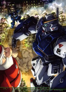 Rating: Safe Score: 3 Tags: abe_shingo calendar christmas gun gundam gundam_0080 gundam_alex mecha User: drop