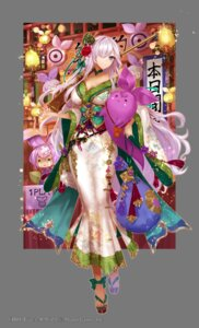 Rating: Safe Score: 23 Tags: animal_ears apt asian_clothes bandaid bunny_ears cleavage gun koku_no_ishtaria User: Mr_GT