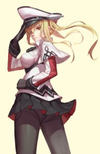 Rating: Questionable Score: 25 Tags: ass graf_zeppelin_(kancolle) kantai_collection nian pantsu pantyhose User: Mr_GT