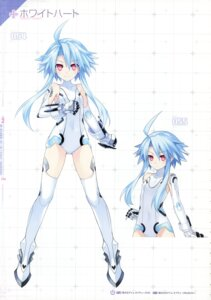 Rating: Questionable Score: 20 Tags: bodysuit choujigen_game_neptune choujigen_game_neptune_re;birth_1 shinjigen_game_neptune_vii thighhighs tsunako white_heart User: Radioactive