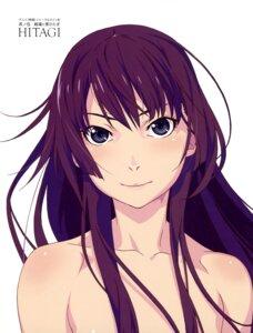 Rating: Questionable Score: 24 Tags: bakemonogatari naked senjougahara_hitagi User: drop