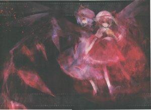Rating: Safe Score: 13 Tags: cropme flandre_scarlet niji_no_saki remilia_scarlet shimeko touhou User: ender