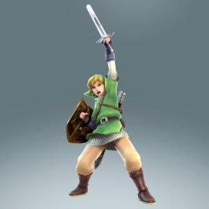Rating: Safe Score: 4 Tags: armor cg hyrule_warriors koei_tecmo link male sword the_legend_of_zelda the_legend_of_zelda:_skyward_sword User: Yokaiou