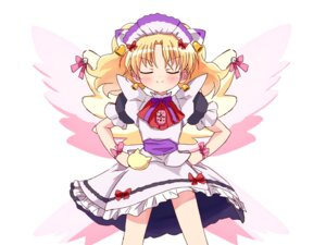 Rating: Questionable Score: 8 Tags: jewelpet jewelpet_twinkle miria_marigold_mackenzie nyama wings User: cosmic+T5
