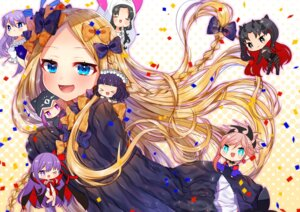 Rating: Safe Score: 11 Tags: abigail_williams_(fate/grand_order) bb_(fate/extra_ccc) bodysuit chibi fate/grand_order katsushika_hokusai_(fate/grand_order) leotard medusa_(lancer) meltlilith miyamoto_musashi_(fate/grand_order) sessyoin_kiara space_ishtar_(fate) swimsuits tagme User: Mr_GT