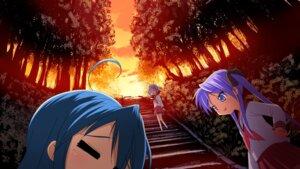 Rating: Safe Score: 18 Tags: 108 hiiragi_kagami hiiragi_tsukasa izumi_konata jpeg_artifacts lucky_star User: petopeto