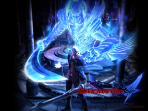 Rating: Safe Score: 8 Tags: devil_may_cry male monster nero wallpaper User: Chaosmage