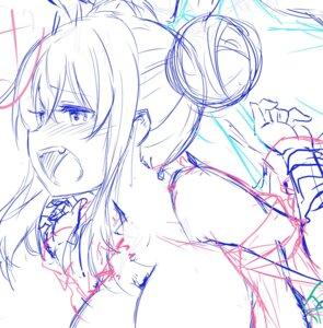 Rating: Questionable Score: 18 Tags: anesame cleavage kurokawa_izumi nonohara_tsubomi sketch User: zyll