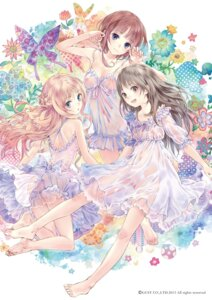 Rating: Explicit Score: 106 Tags: ass atelier atelier_meruru atelier_rorona atelier_totori cleavage digital_version dress erect_nipples feet jpeg_artifacts kishida_mel merurulince_rede_arls no_bra nopan photoshop pussy rorolina_frixell see_through totooria_helmold uncensored User: Masutaniyan