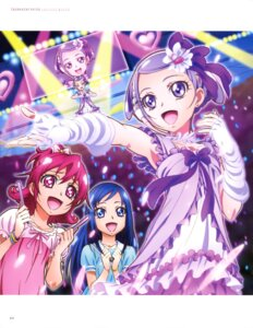 Rating: Questionable Score: 4 Tags: dokidoki!_precure dress headphones pretty_cure User: drop