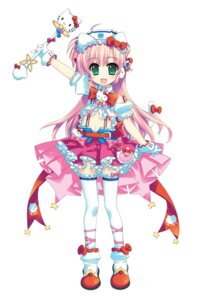 Rating: Safe Score: 21 Tags: fujima_takuya hello_kitty thighhighs User: blooregardo