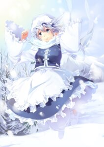 Rating: Safe Score: 14 Tags: etm letty_whiterock touhou User: Mr_GT