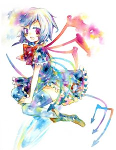 Rating: Safe Score: 4 Tags: houjuu_nue legomaru touhou User: Radioactive