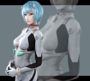 Rating: Safe Score: 37 Tags: ayanami_rei bodysuit cg ikedan neon_genesis_evangelion User: zero|fade