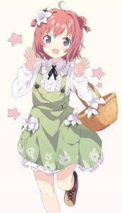 Rating: Safe Score: 20 Tags: akaza_akari dress tantan_men_(dragon) yuru_yuri User: Dreista