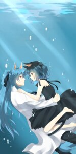 Rating: Safe Score: 13 Tags: animal_ears dress feet male nekomimi ryone_yami trap tsunyandere utau User: charunetra