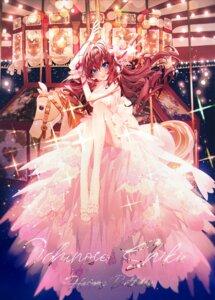 Rating: Questionable Score: 27 Tags: baocaizi dress ichinose_shiki skirt_lift the_idolm@ster the_idolm@ster_cinderella_girls User: Mr_GT