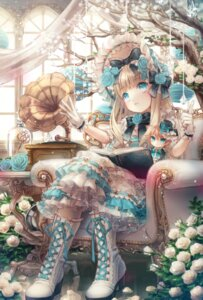 Rating: Safe Score: 8 Tags: dress heels yumeichigo_alice User: Mr_GT