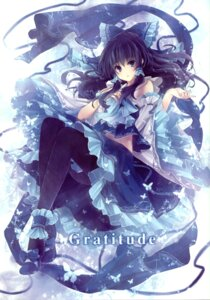 Rating: Safe Score: 44 Tags: hagiwara_rin hakurei_reimu pantyhose touhou vita_(circle) User: Radioactive