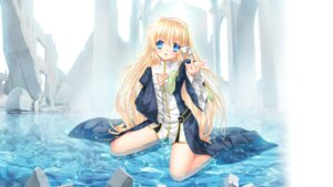 Rating: Safe Score: 38 Tags: dress harmonia hinoue_itaru key shiona_(harmonia) wallpaper wet User: moonian