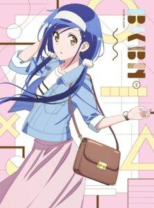 Rating: Safe Score: 22 Tags: bokutachi_wa_benkyou_ga_dekinai disc_cover furuhashi_fumino sasaki_masakatsu User: saemonnokami