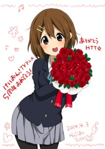 Rating: Safe Score: 26 Tags: hirasawa_yui k-on! pantyhose ragho_no_erika seifuku User: 椎名深夏
