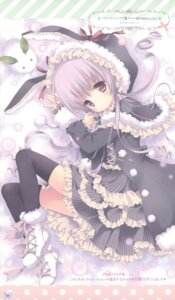 Rating: Safe Score: 38 Tags: frill_frill morinaga_korune thighhighs User: petopeto