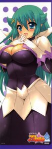 Rating: Questionable Score: 14 Tags: 9z cleavage kaitou_tenshi_twin_angel violet_tesla User: Share