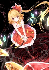 Rating: Questionable Score: 43 Tags: flandre_scarlet poppy_(artist) touhou User: KazukiNanako