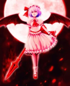 Rating: Safe Score: 9 Tags: hironox remilia_scarlet touhou wings User: charunetra