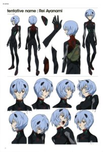 Rating: Questionable Score: 17 Tags: ayanami_rei bodysuit neon_genesis_evangelion User: vkun