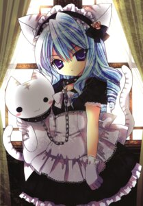 Rating: Safe Score: 47 Tags: animal_ears bondage koge_donbo lolita_fashion nekomimi tail User: Radioactive