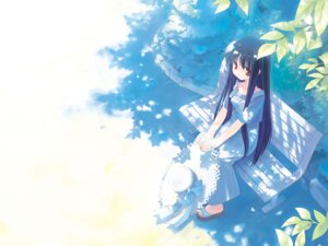 Rating: Safe Score: 40 Tags: dress gayarou suigetsu summer_dress wallpaper User: 7no87