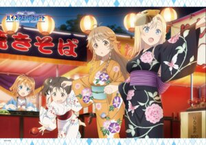 Rating: Safe Score: 19 Tags: high_school_fleet nosa_kouko seifuku shiretoko_rin tagme wilhelmina_braunschweig_ingenohl_friedeburg yanagiwara_maron yukata User: saemonnokami