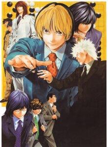 Rating: Safe Score: 1 Tags: akira_touya hikaru_no_go hikaru_shindo male screening User: charunetra