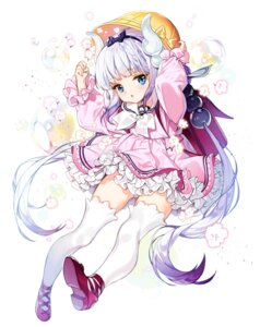 Rating: Safe Score: 36 Tags: cherrypin horns kanna_kamui kobayashi-san_chi_no_maid_dragon seifuku thighhighs User: fairyren