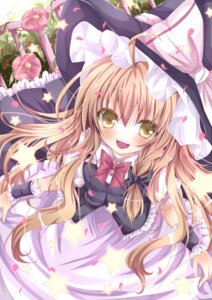 Rating: Safe Score: 25 Tags: kirisame_marisa nanase_nao touhou User: Radioactive